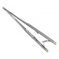 CASTROVIEJO, micro needle holder