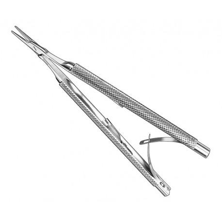 CASTROVIEJO, needle holder