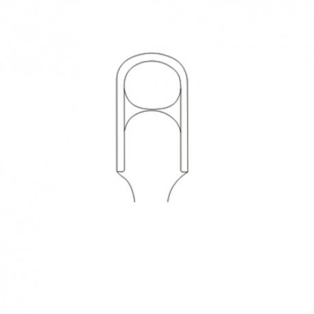 Tonsillectome Handle OnlyTonsillectome Tip Fig. 2