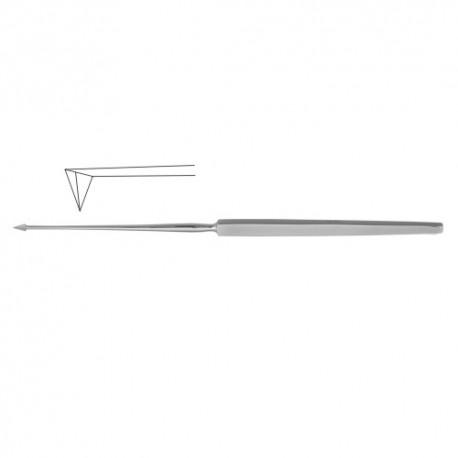 Politzer Furuncle Knife