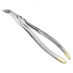 Extracting forceps, engl.